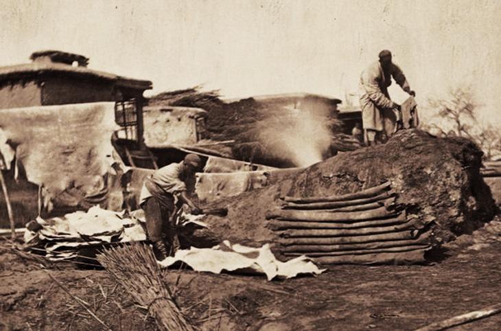 Традиционное кожевенное производство Карабаха