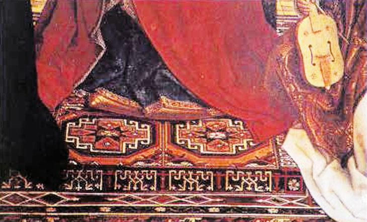Азербайджанский ковер: орнаменты раннеисламского и сельджукского периодов