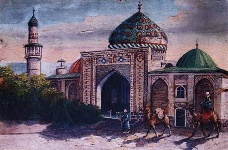 XVIII в.: планы создания армянского государства на азербайджанских землях
