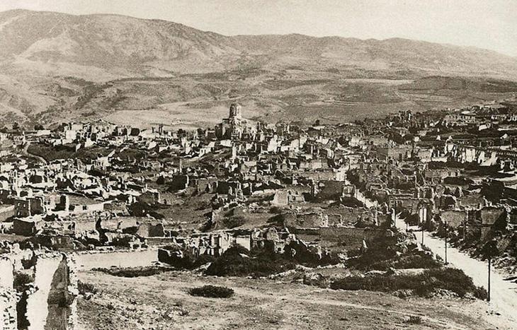 Дипломатическая борьба вокруг Карабаха и Зангезура при АДР (1918-1920)