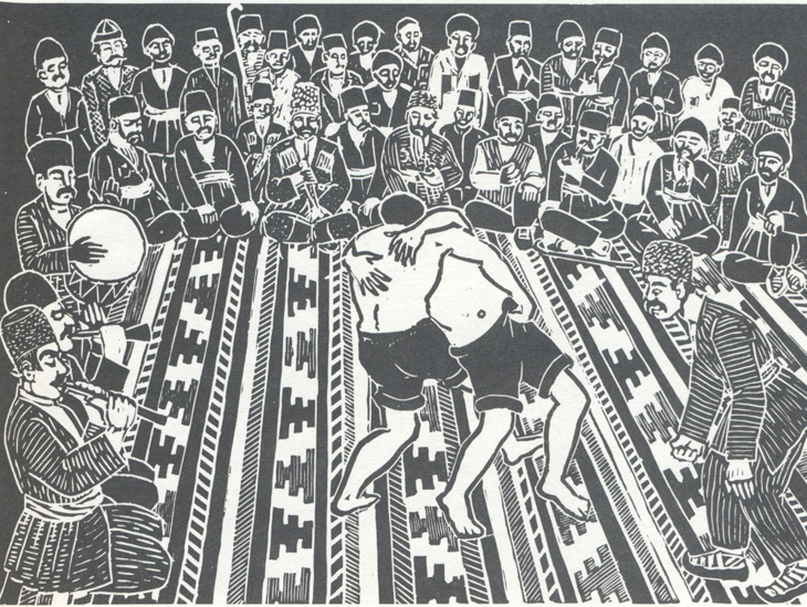 kohne baki rzaguliyev 1972 45
