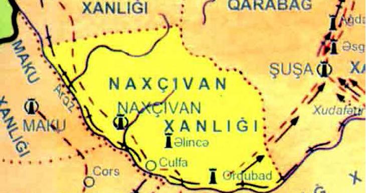 Нахчыван в период ханства (1747 - 1828)