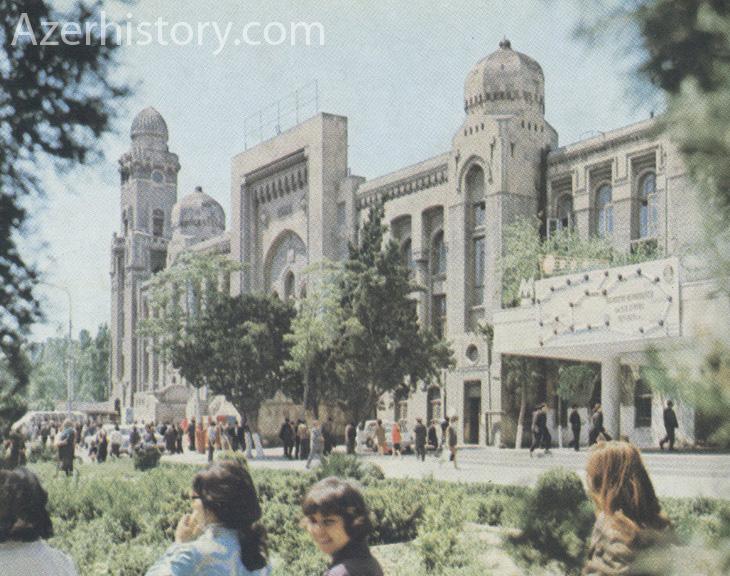 Как арабов заманивали в Баку в советское время (ФОТО)