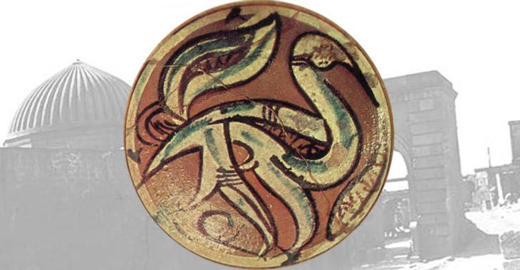 Найденная в Азербайджане древняя посуда на открытках 1983 г. (ФОТО)