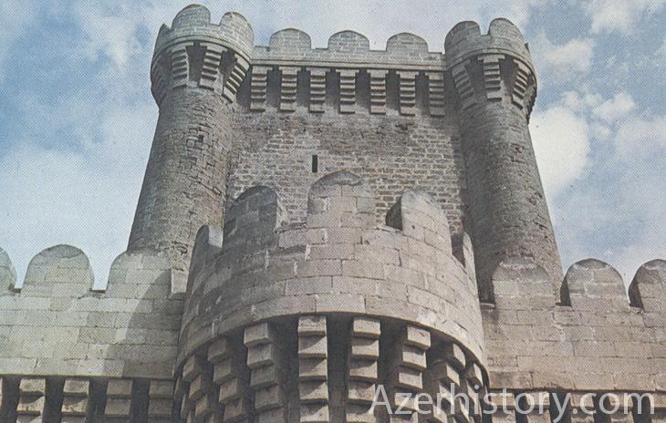 Абшерон: древние памятники архитектуры в 1986 г. (ФОТО)