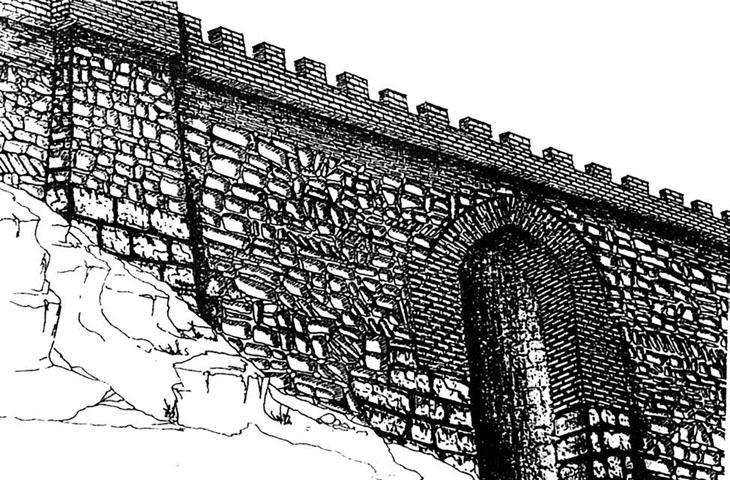 Алинджа-гала: неприступная крепость древнего Азербайджана