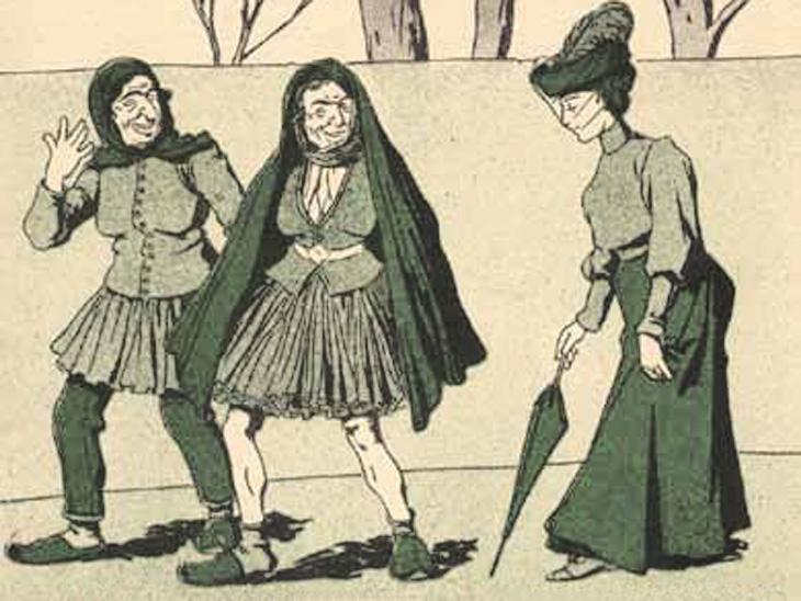 Из истории развития азербайджанской карикатуры