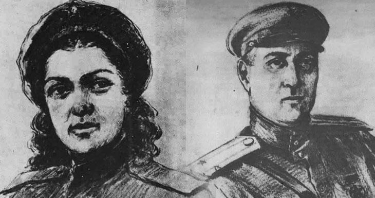 Азербайджанцы на дорогах Второй мировой войны в работах К.Кязимзаде (ФОТО)
