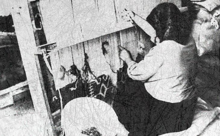 Особенности мастерства в развитии ткачества в Гяндже (XIX век)
