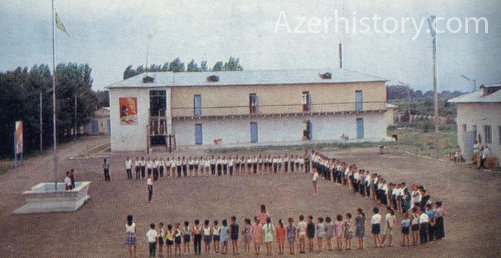 Жизнь и жители Ленкорани начала 1970-х (ФОТО)