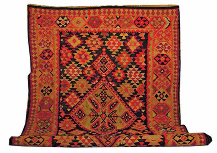 Локальные типы азербайджанских ковров: Карабахские ковры