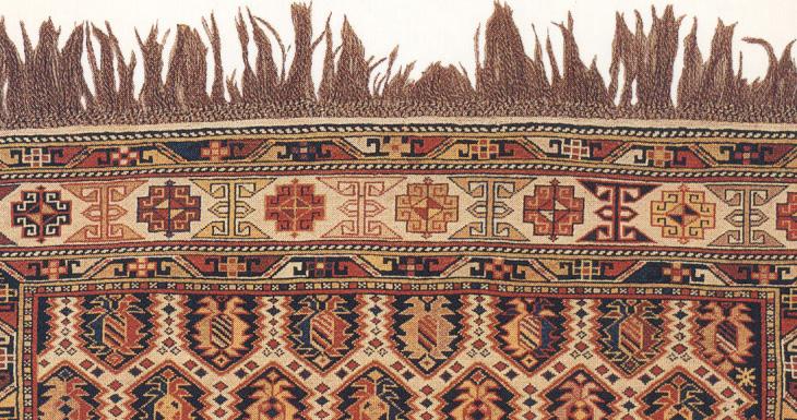Шедевры Азербайджанских мастеров: ковры Ширванской и Газахской школ (ФОТО)