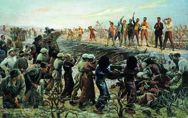 1917-1918: Что привело к союзу между большевиками и дашнаками в Баку