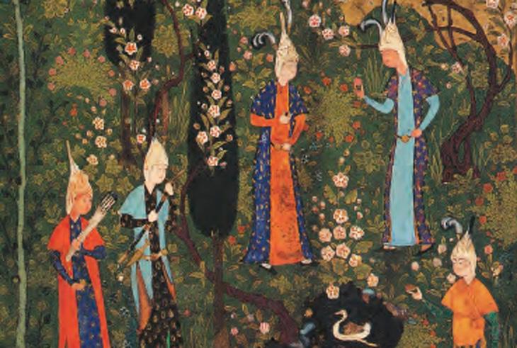 Эра Шаха Исмаила и первые сефевидские рукописи