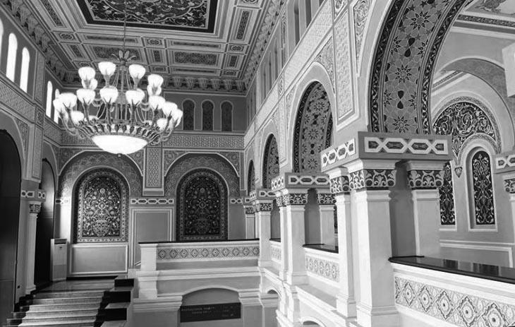 Интерьер из прошлого: как выглядел Тифлисский вокзал в Баку (ФОТО)