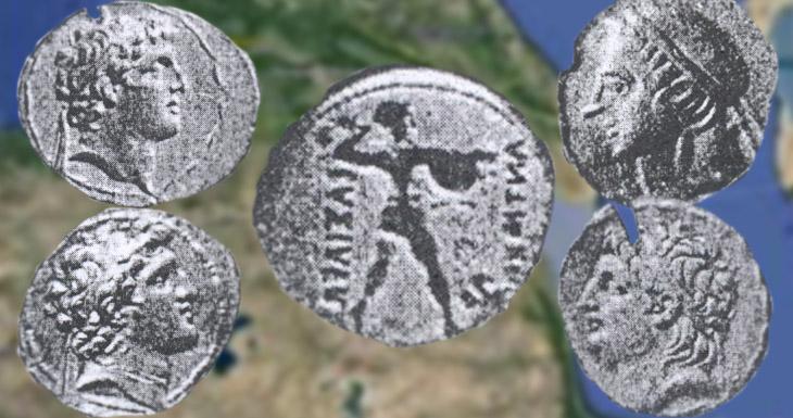 Денежное обращение Кавказской Албании в эллинистическую эпоху