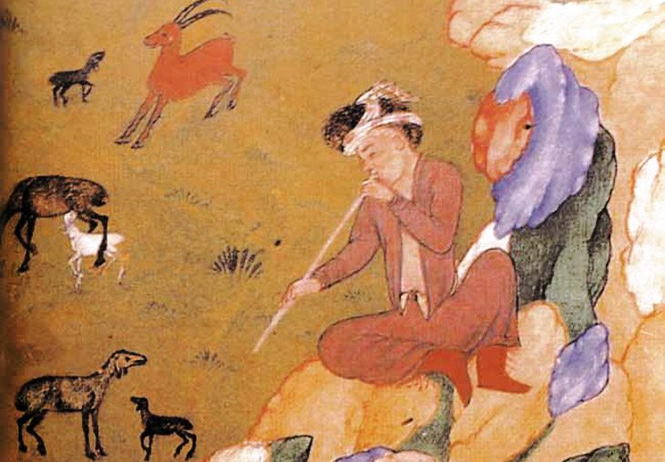 Ней и тутек: пастушеская свирель в истории Азербайджана