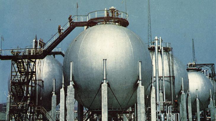О создании первого на Южном Кавказе завода по производству синтетического каучука