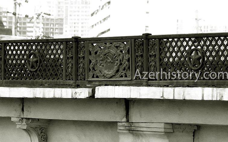 О Шмидтовском мосте-путепроводе в Баку (ФОТО)