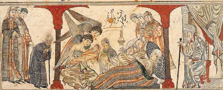 Всемирная история в азербайджанской миниатюре
