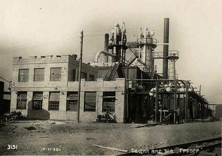 Как США помогали СССР развивать нефтяную промышленность Баку в 1920-30 гг.