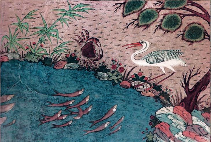 О живописи в эпоху правления династии Кара-Коюнлу (1460-е гг.)
