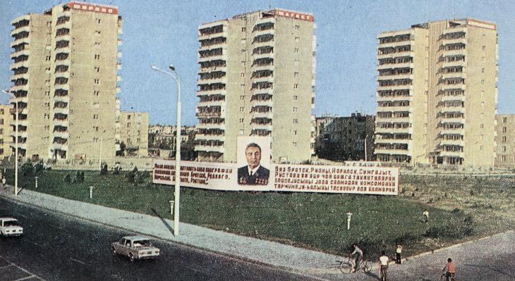 Виды Сумгаита конца 1970-х годов (ФОТО)