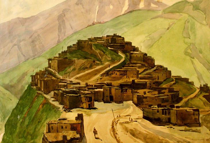 Отдаленные районы Азербайджана в 1960-80-х гг. от М.Рахманзаде (ФОТО)