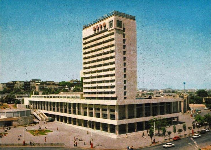 Картинки по запросу Баку вокзал 1970