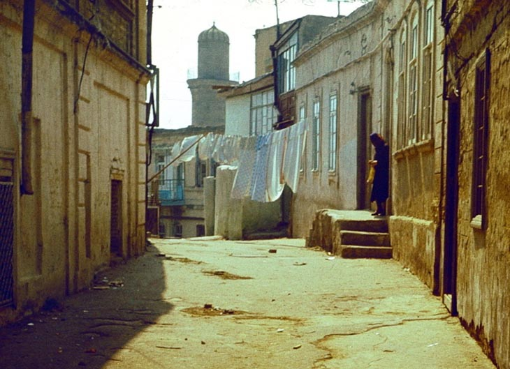 Баку в 1972-1985 г. на слайдах Анатолия Сироты (ФОТО)