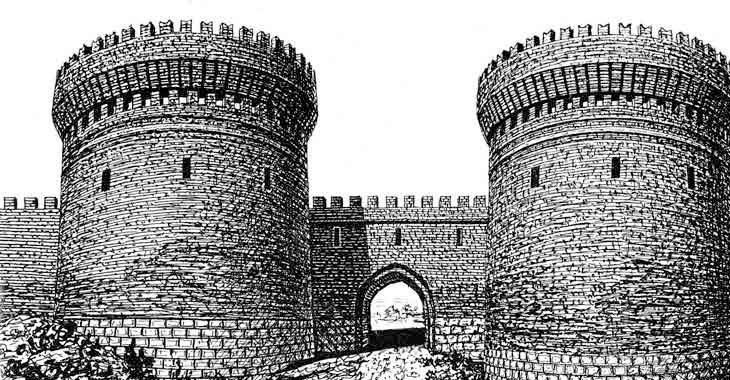 Как оборонялись средневековые города Азербайджана