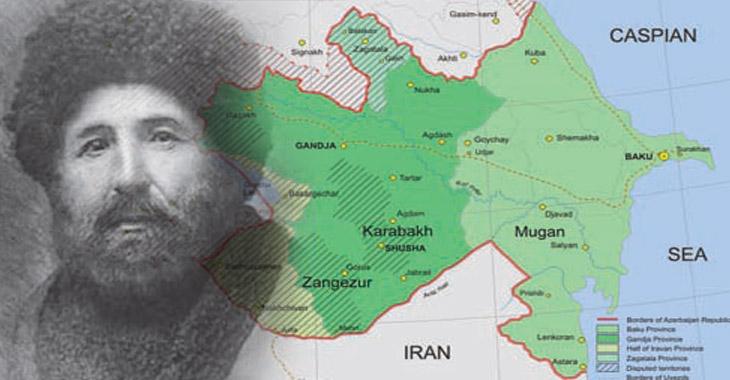 Армянский фактор в истории отношений Азербайджана и Северного Кавказа