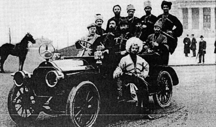 Плечом к плечу: чеченцы и азербайджанцы в первой мировой войне