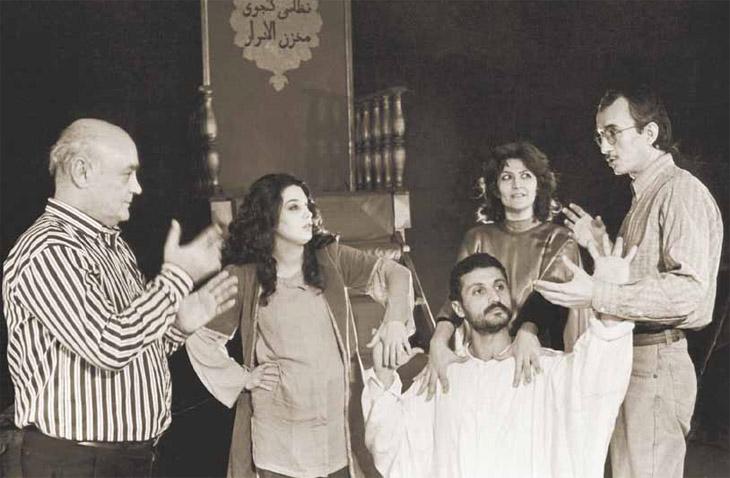 Азербайджанский театр: творческий поиск и эксперименты 1970-1980 гг.