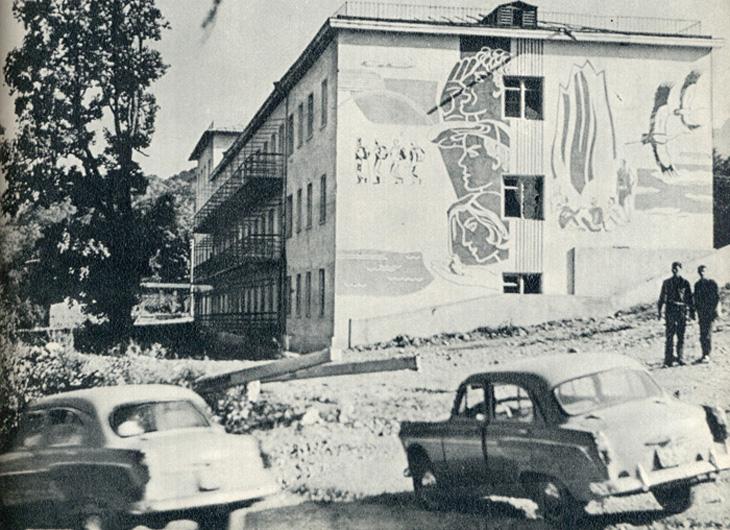 Такая разная Гянджа из фотоальбома 1973 года (ФОТО)