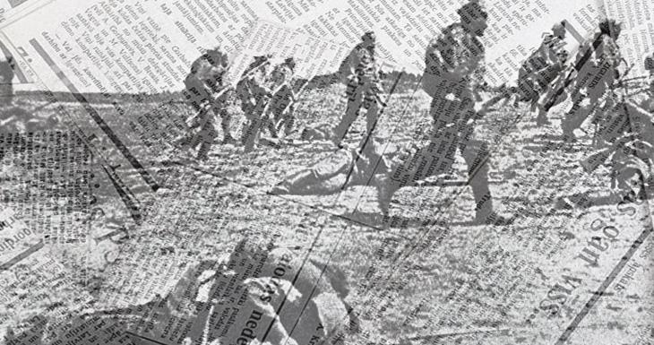 Бакинская печать в начале первой мировой войны