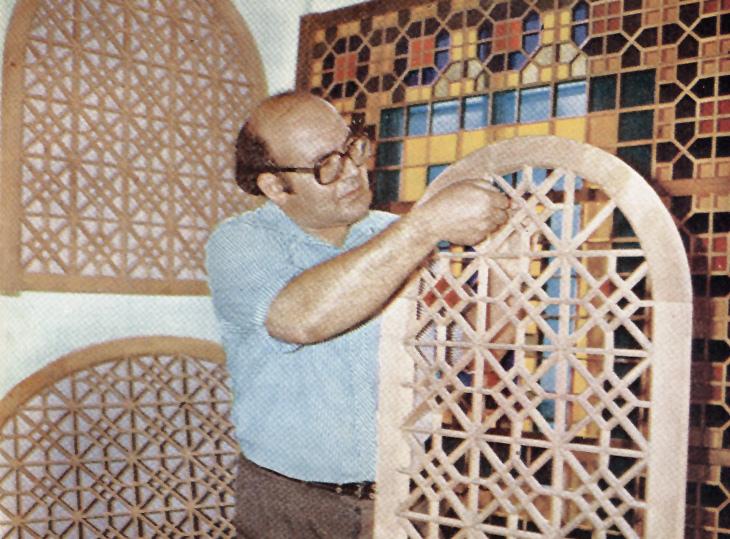 Из истории художественной обработки дерева в Нахчыване
