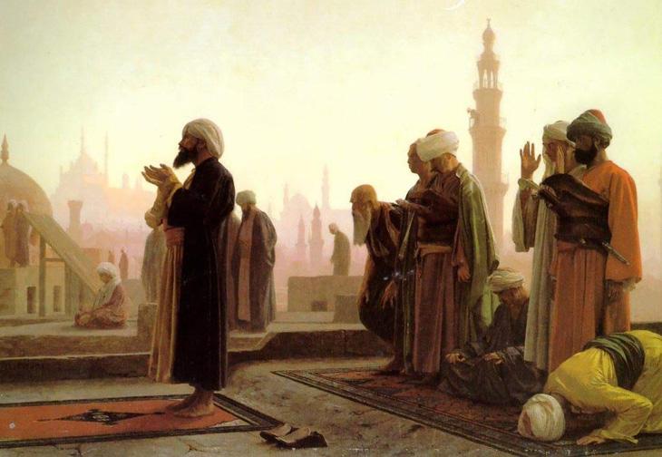 Из истории азербайджанских молитвенных ковров