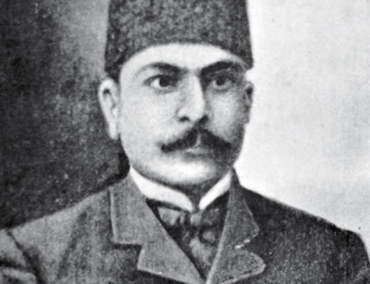Мухаммед Хади: поэт-романтик с винтовкой наперевес