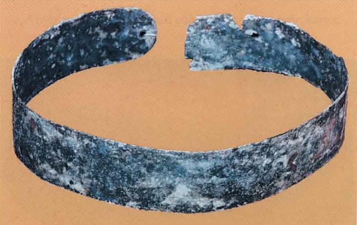 О технологии изготовления бронзовых поясов в древнем Азербайджане