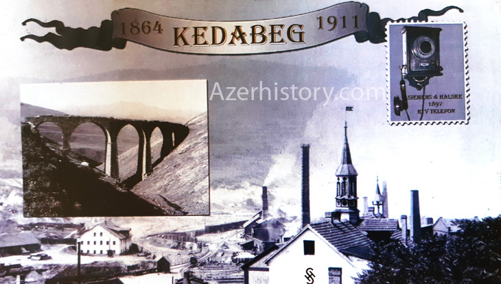 Жизнь и работа Сименс в Азербайджане в 1864-1915 гг. (ФОТО)