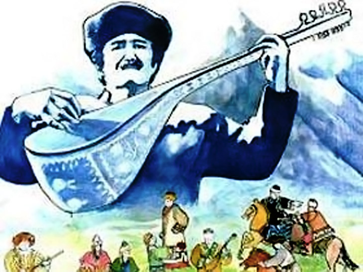 Из истории ашугских традиций азербайджанцев Дагестана