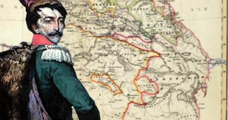 География и этнокультурная история народов Кавказа в «Гюлистан-и Ирам» А.Бакиханова