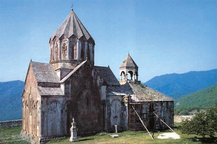 О судьбе карабахских албан в XVIII-XIX веках