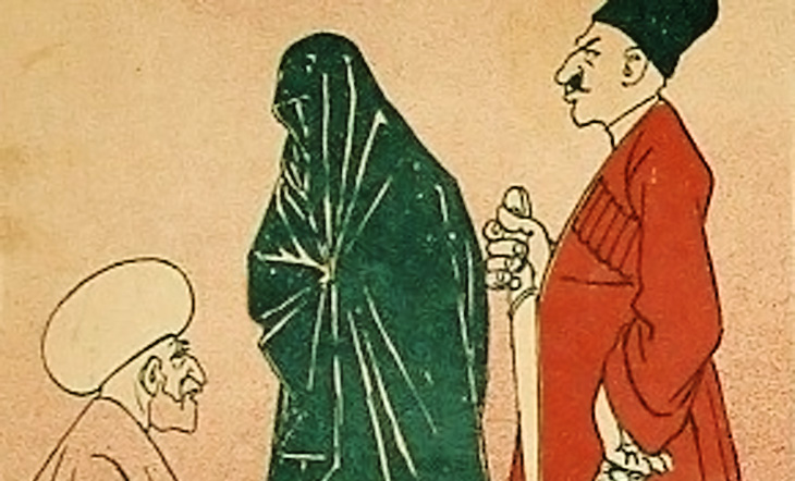Борьба женщин Азербайджана против религиозного фанатизма в периодике 1903—1913 гг.