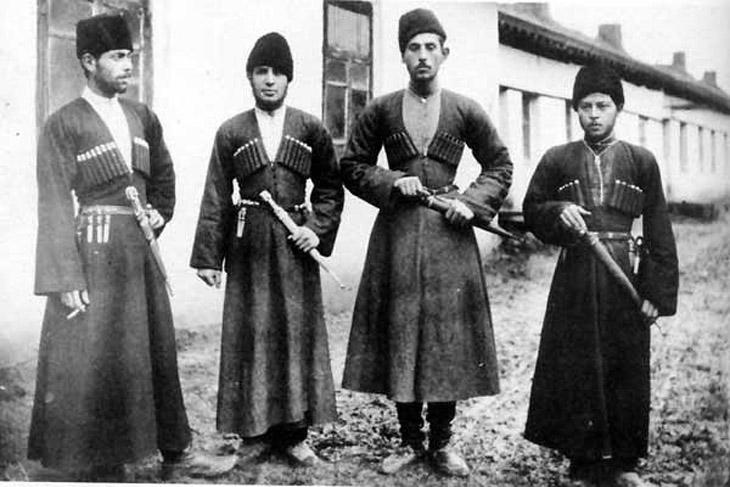 Исторический взгляд на азербайджано-кумыкские связи