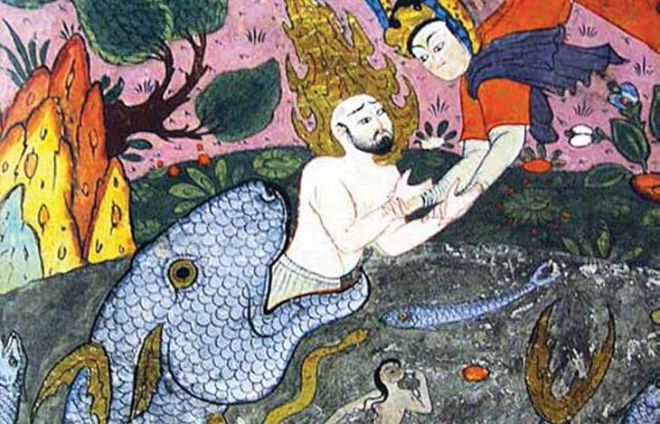 Влияние Тебриза на формирование османской миниатюрной живописи
