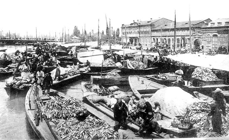 Как бакинские купцы похоронили проект астраханской ярмарки в 1880-х гг.