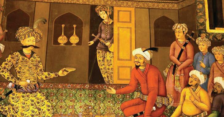 Отражение культуры Азербайджана у английских путешественников XVI в.