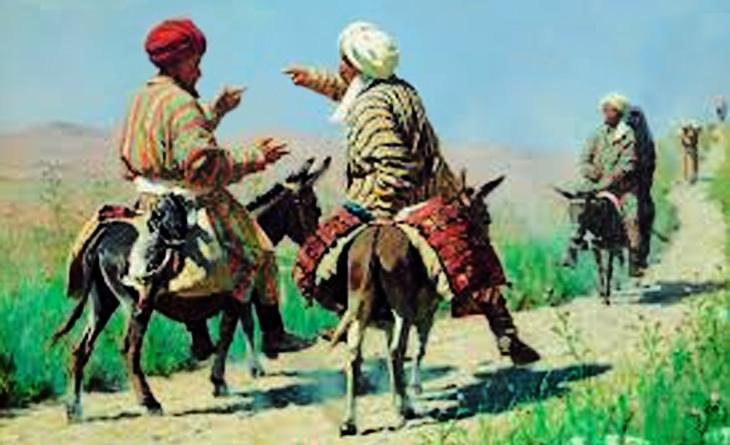 Азербайджанская периодическая печать начала ХХ в. о Туркестане